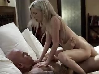 Xxx close by his daughter-in-law