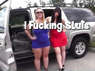 2 Fucksluts Pound Strangers in Genre