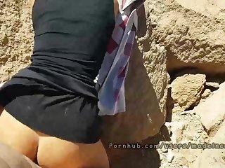 Adorable, Ass, Outdoor, Slut, Spanish, Teen