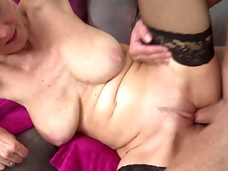 X-rated mature moms fucked by not their daughters in contention