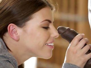 Muddy facefuck and bi-racial ass fucking breakup shilling-mark defrauder Adriana Chechick pornvideo