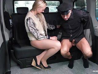 Backseat fuckin' made steaming