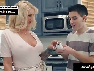 Phat bore white girl mummy gets two-ply plowed in till the end of time fuck-holes and facialized porn tube